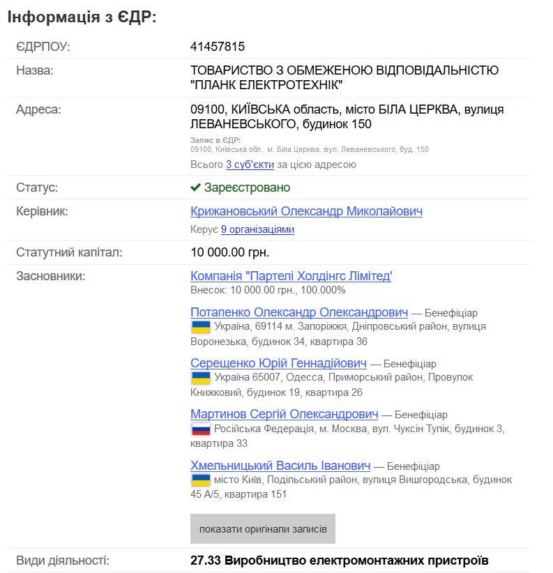 """plank - Василий Хмельницкий: от одиозного """"Хрещатика"""" до завода электроники"""